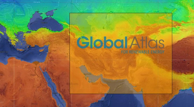 New Solar Amp Wind Maps Downloadable On Irena Global Atlas