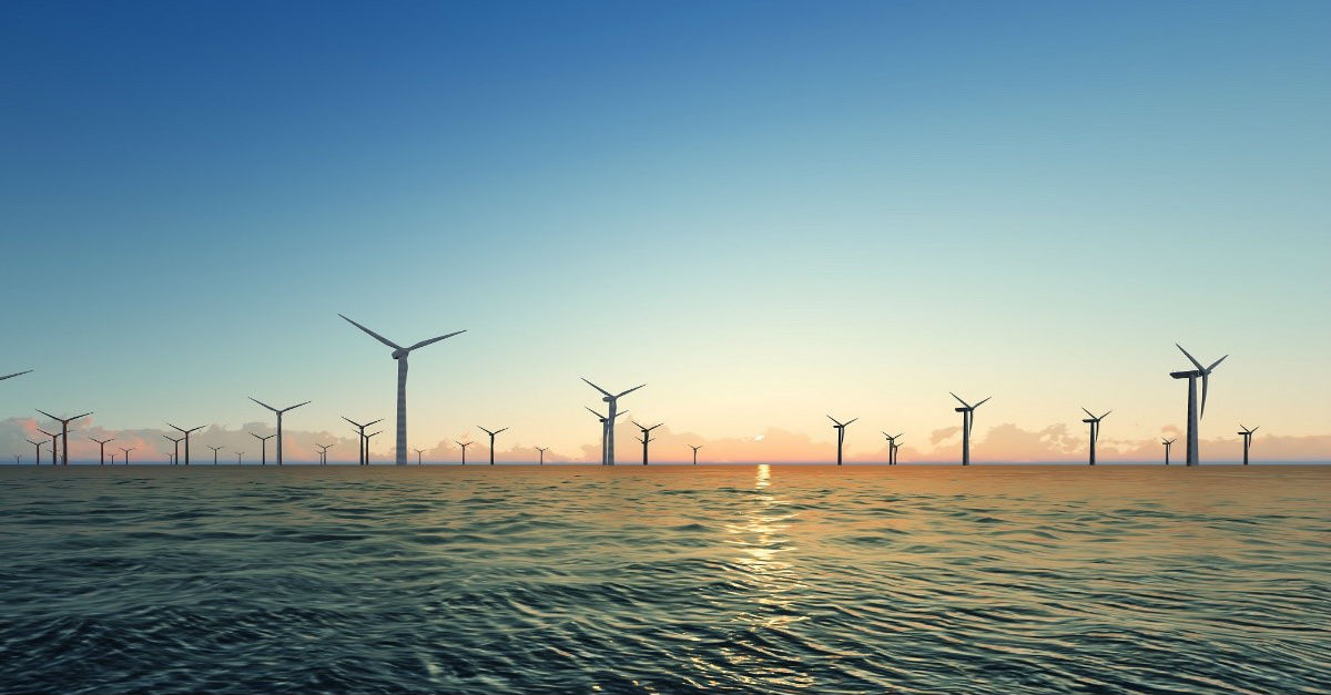 offshore wind  from the margins to the centre