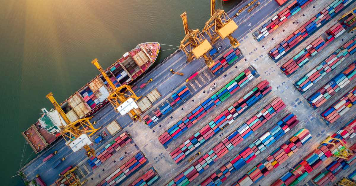 New Report Identifies Clean Energy Options for Global Shipping Industry