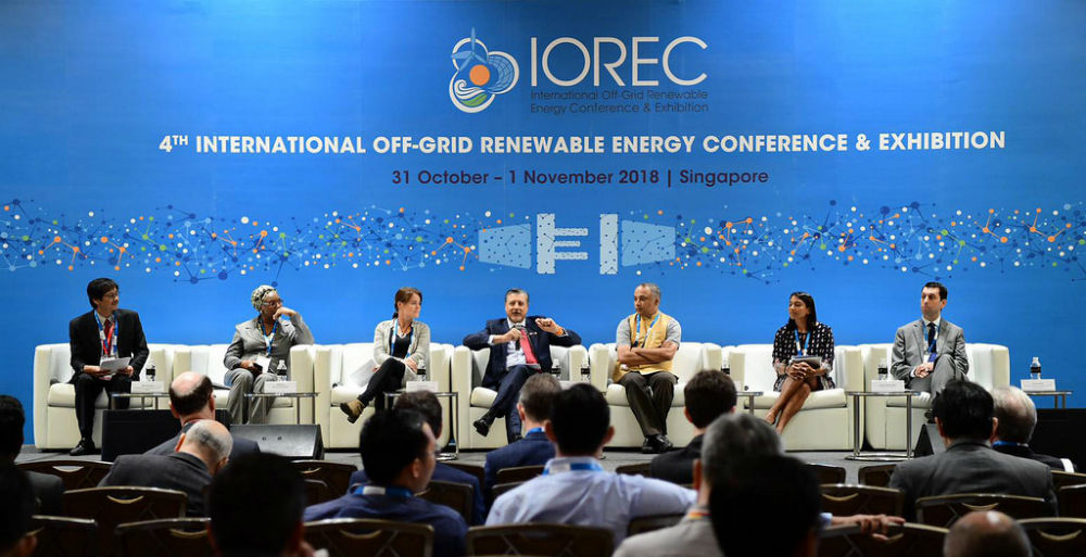International Off Grid Renewable Energy Conference and