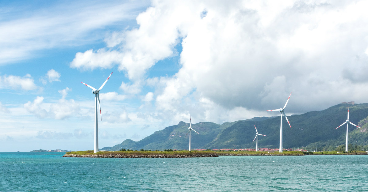 Small Island Developing States And Irena To Take Energy