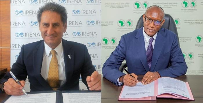 AfDB IRENA agreement