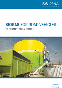 Biogas for road vehicles: Technology brief