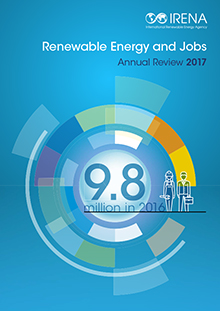 renewable energy and jobs annual review 2017