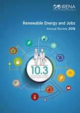 Renewable Energy and Jobs - Annual Review 2018