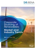 Corporate sourcing report cover