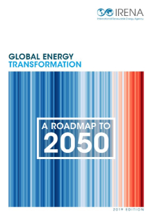 Global Energy Transformation A Roadmap To 2050 2019 Edition