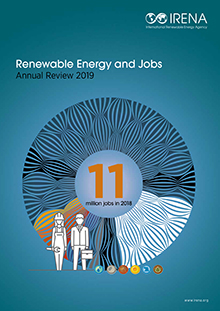 Renewable Energy And Jobs Annual Review 2019