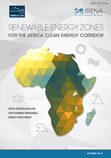 Renewable Energy Zones For The Africa Clean Energy Corridor