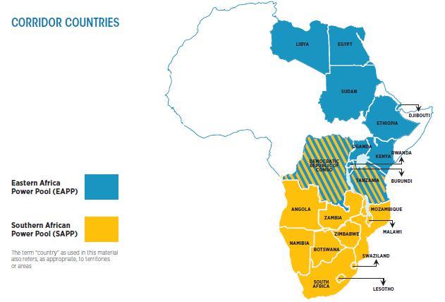 Africa clean energy corridor image2 sciox Images